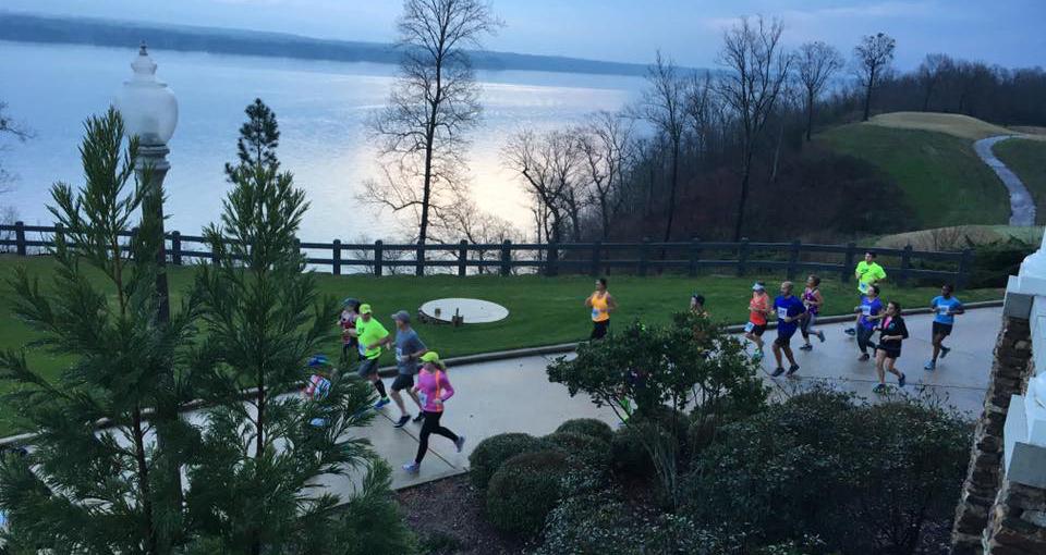 Running The Shoals Marathon and Half Marathon